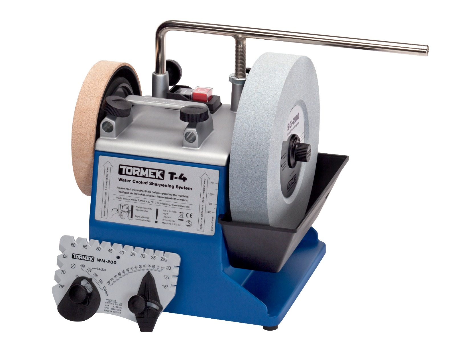 Tormek T-4 Sharpening System